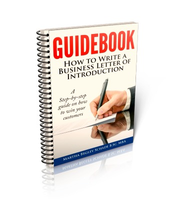 Ebook Business letter Guidebook