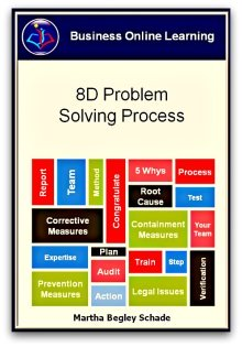 8D Problem Solving Ebook