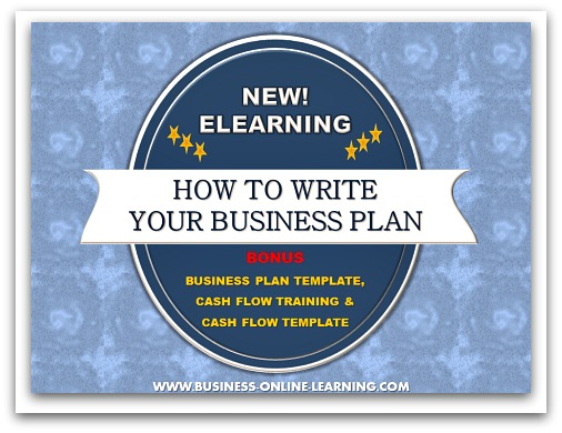 Training on How To Write A Business Plan
