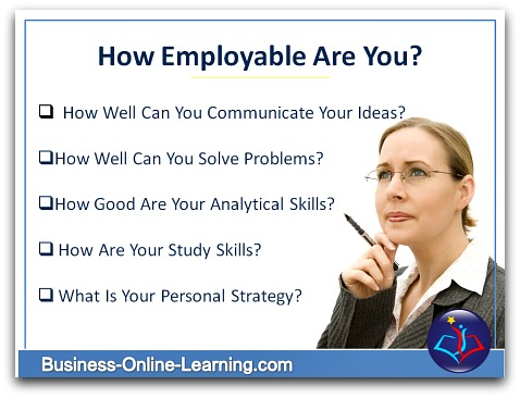 How Employable Are You?
