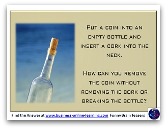 brain teasers and answers set 2 number 8