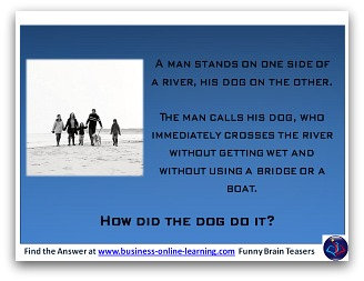 brain teasers and answers set 2 number 7