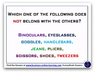 brain teasers and answers set 2 number 1