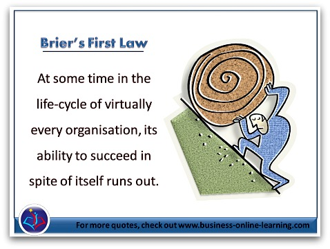This is the Quote On Brier's Law! Enjoy it!