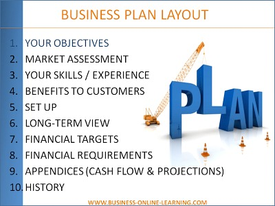 Business Plan Advice