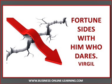 Quotes on Business Plans From Virgil