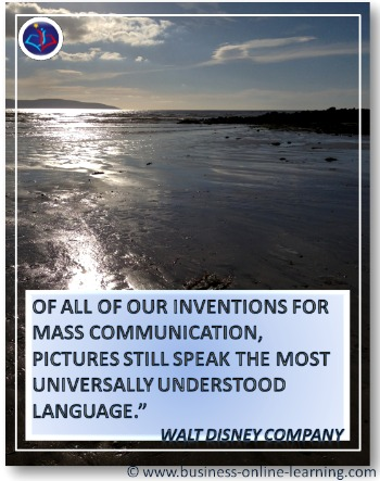 Quote By Walt Disney on Communication