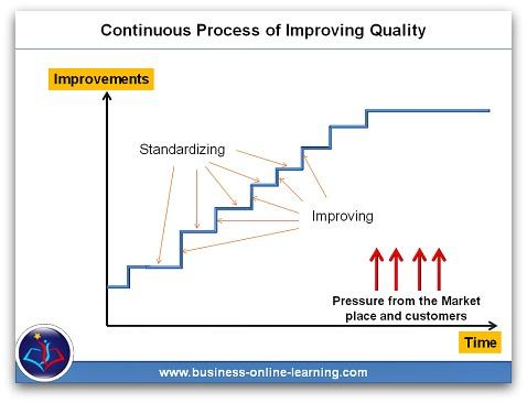 Continuous Quality Improvement Process