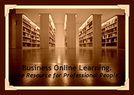Downloads and resources of Business Online Learning