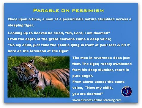 Storytelling about Pessimism
