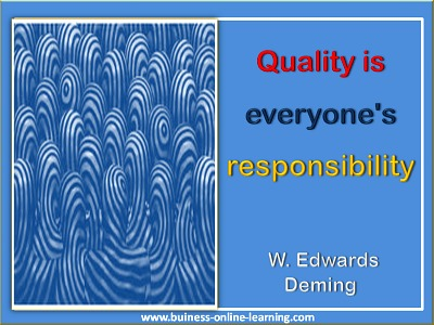 Quote By W.E. Deming on Quality