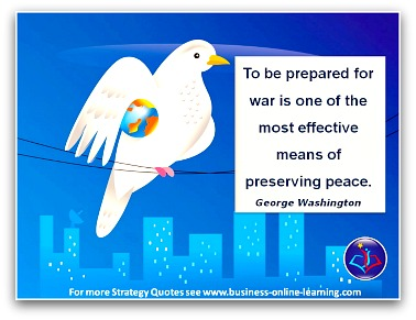 Insight from George Washington on Strategy