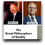 THe Philosophers behind TQM