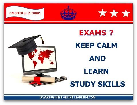 Study Skills Strategies Training