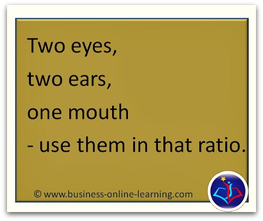 Business Humour 2 Eyes