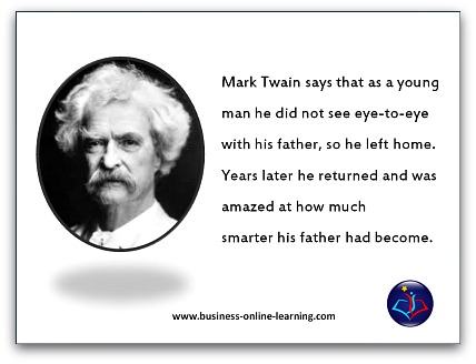 Humorous Quote by Mark Twain