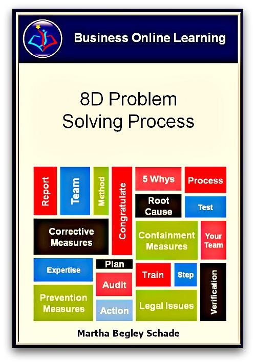 8D Problem Solving Process Ebook