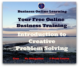 Free Online Course on Creative Problem Solving