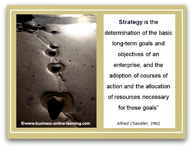 Strategy Quote by Alfred Chandler