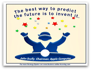 Strategy Quote by John Scully