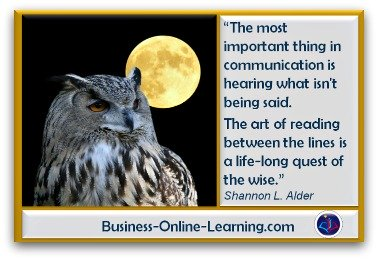 Communication Quote by Shannon Adler and on Wisdom