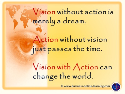 Vision and Action are all you need!