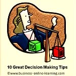 Decision Making Tips
